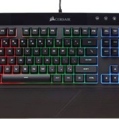 Small Kitchen Dishwashers Rustic Hickory Cabinets Corsair Gaming K55 Rgb Keyboard Black Ch-9206015-na - Best Buy