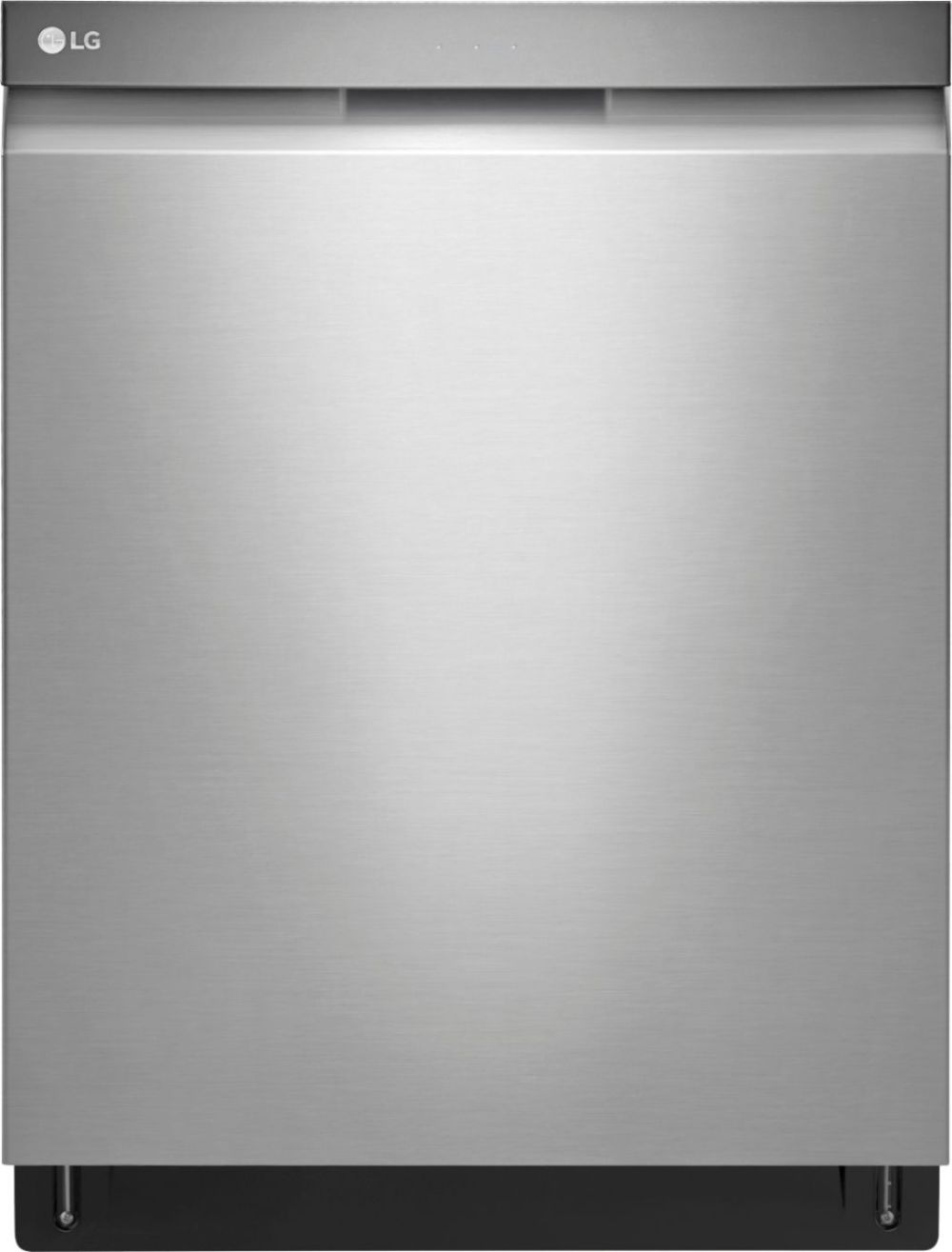 medium resolution of lg 24 top control smart wi fi enabled dishwasher with quadwash and stainless steel tub stainless steel ldp6797st best buy