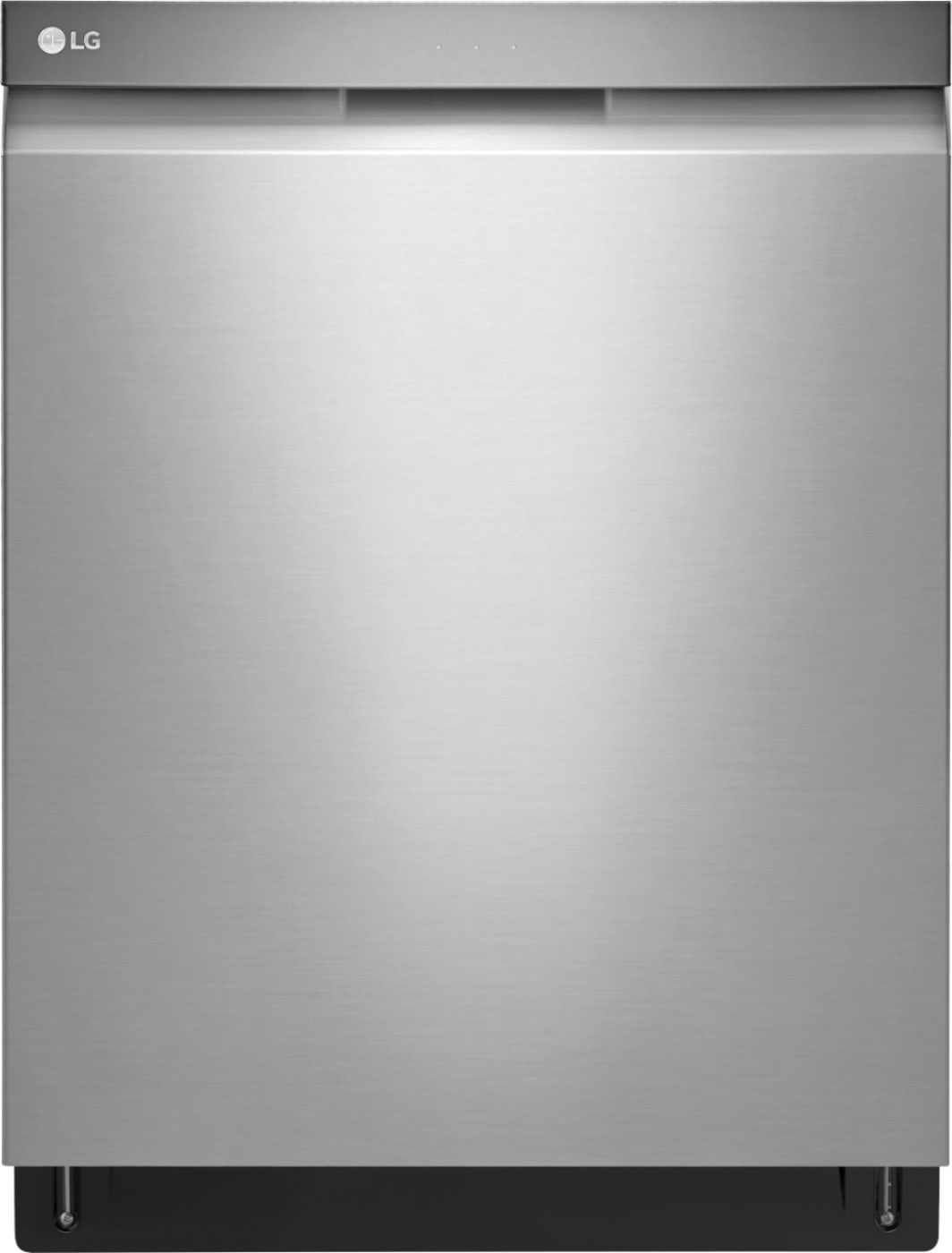 hight resolution of lg 24 top control smart wi fi enabled dishwasher with quadwash and stainless steel tub stainless steel ldp6797st best buy