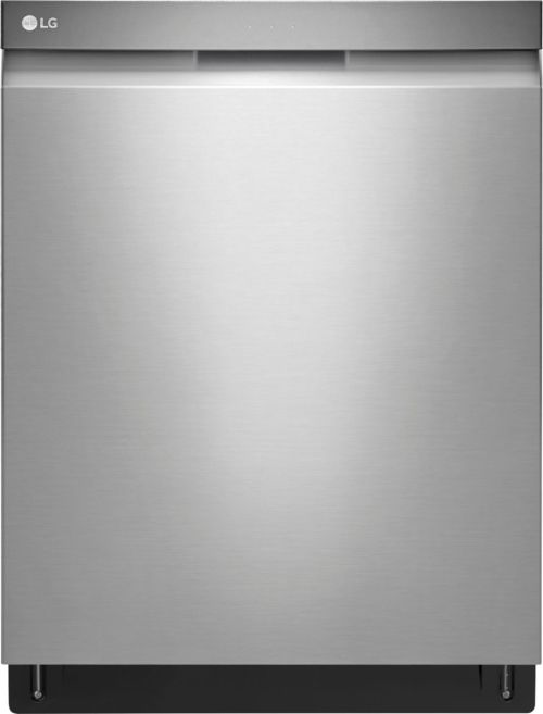 small resolution of lg 24 top control smart wi fi enabled dishwasher with quadwash and stainless steel tub stainless steel ldp6797st best buy