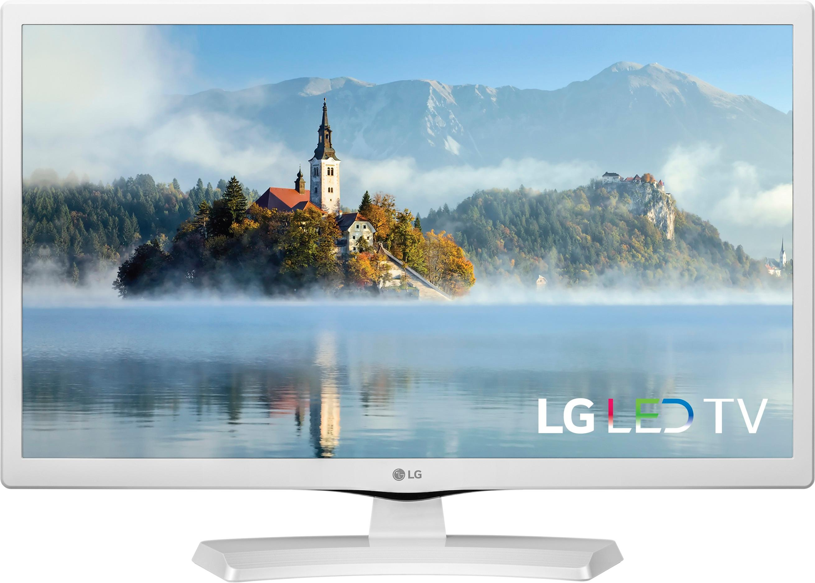 smart tv kitchen window curtain tvs for best buy lg 24 class led 720p hdtv