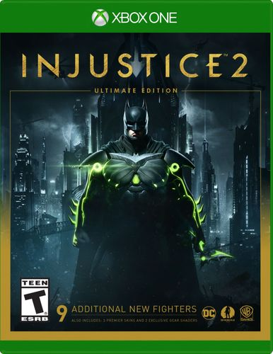 Injustice 2 Ultimate Edition Xbox One Best Buy