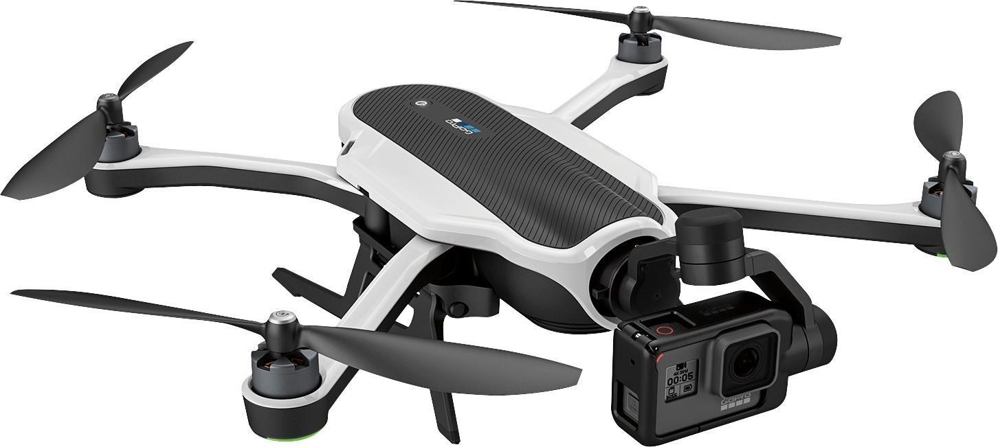 GoPro Karma Quadcopter with HERO5 Black Black QKWXX-511