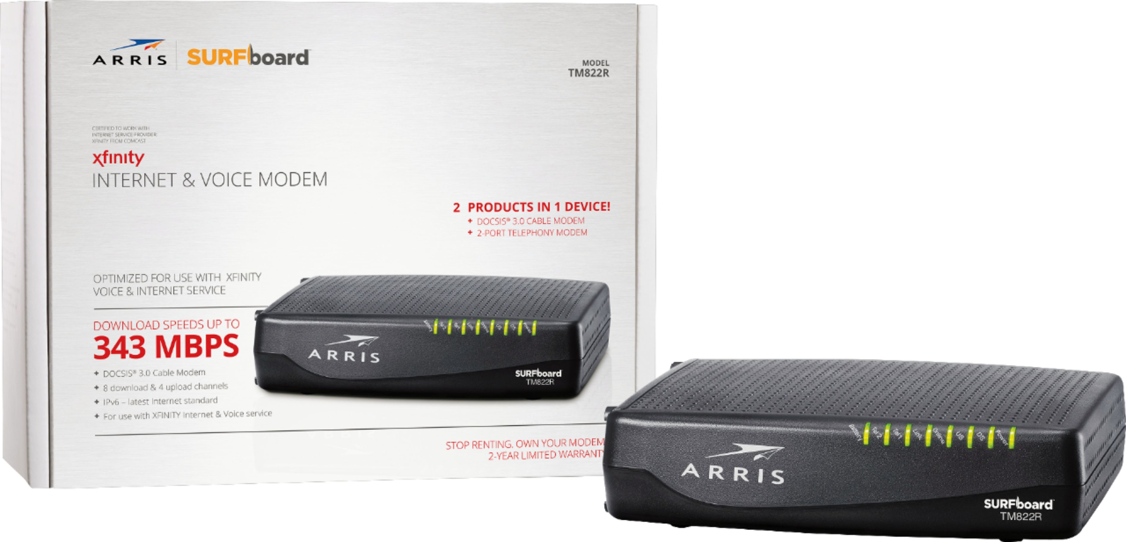 modems and modem router