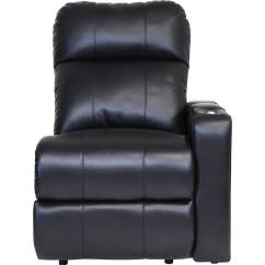 Theater Chairs Best Buy Paul Mccobb Planner Group Chair Octane Seating Turbo Xl700 One Arm Power Recline Home Black