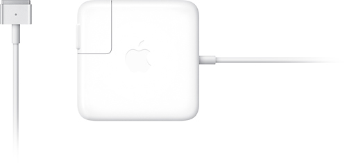 Apple 45W MagSafe 2 Power Adapter with Magnetic DC