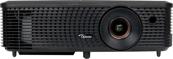 Optoma S341 Svga Dlp Projector Black