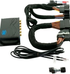 pac amppro advanced amplifier interface for select ford vehicles with 8 4 radio and sony system black blue ap4 fd21 best buy [ 1072 x 1104 Pixel ]