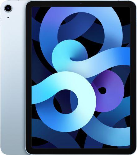 Apple - 10.9-Inch iPad Air - Latest Model - (4th Generation) with Wi-Fi - 64GB - Sky Blue
