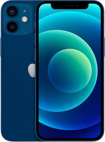 Apple - iPhone 12 mini 5G 256GB - Blue (Sprint)