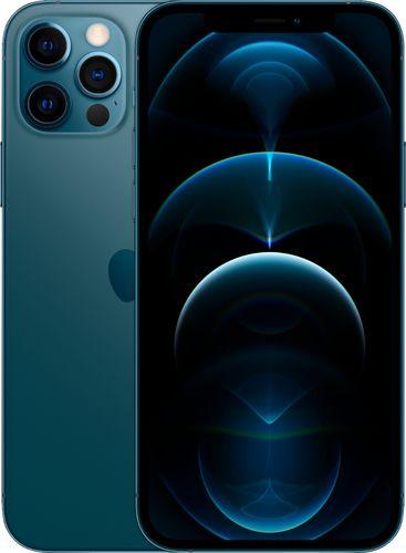 Apple - iPhone 12 Pro 5G 512GB - Pacific Blue (Sprint)