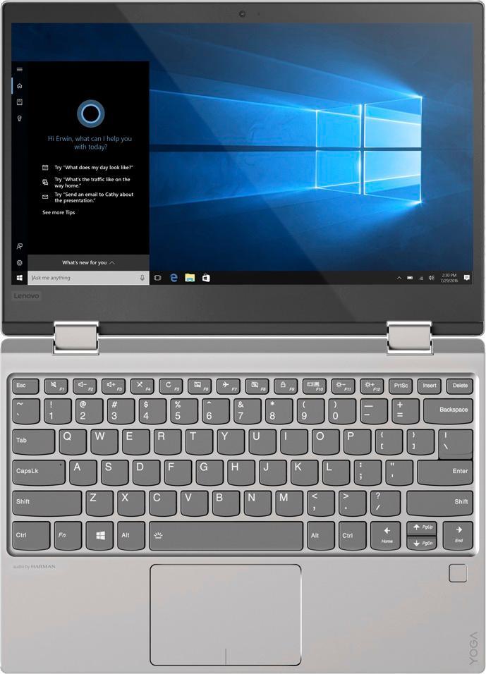 Lenovo Yoga 720 Ports : lenovo, ports, Lenovo, 12.5