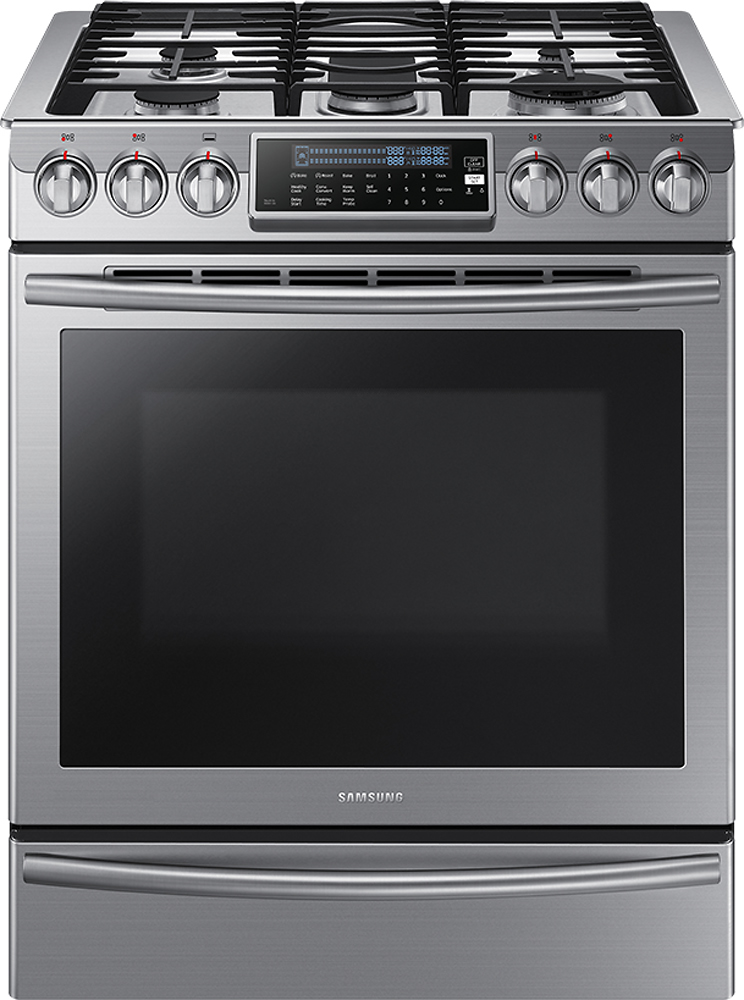 best kitchen stoves virtual remodel samsung 5 8 cu ft self cleaning slide in gas convection range