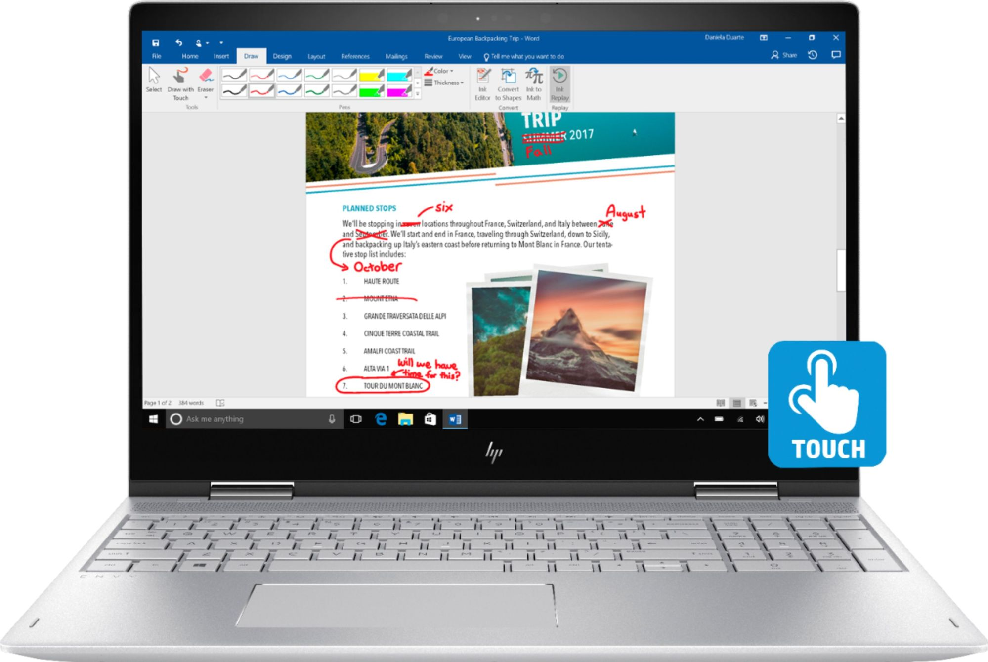 hight resolution of best buy hp envy x360 2 in 1 15 6 touch screen laptop intel core i7 16gb memory 1tb hard drive natural silver 15m bp112dx