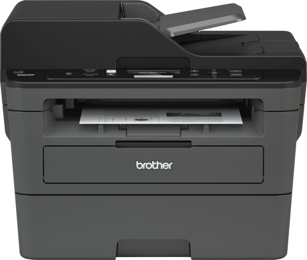 medium resolution of brother dcp l2550dw wireless black and white all in one printer black dcp l2550dw best buy