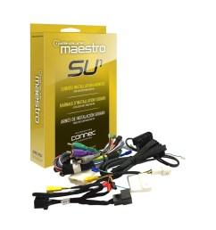 idatalink maestro wiring harness for select subaru vehicles black hrn rr su1 best buy [ 1000 x 1000 Pixel ]
