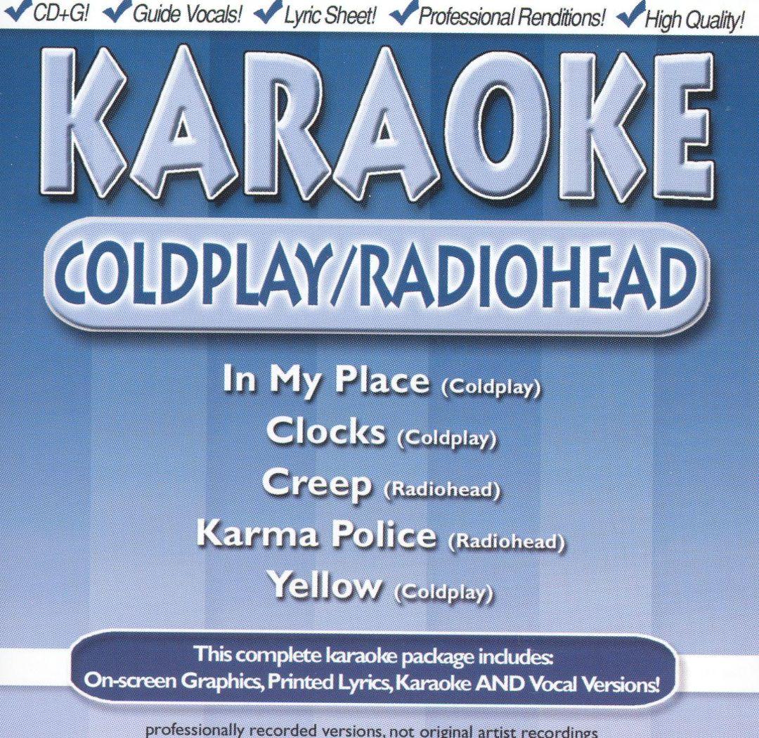 Yellow Coldplay Lyrics Karaoke