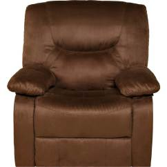 Recliner Chairs Cheap Back Support Small Best Buy Relaxzen Rocker Chair Brown