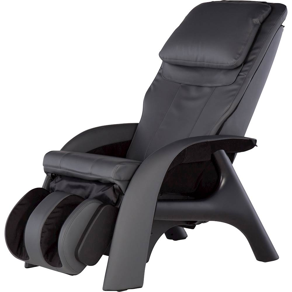 recliner massage chair 1 2 glider chairs best buy human touch zerog volito gray