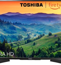 toshiba 43 class led 2160p smart 4k uhd tv with hdr fire tv edition black 43lf621u19 best buy [ 5000 x 3214 Pixel ]