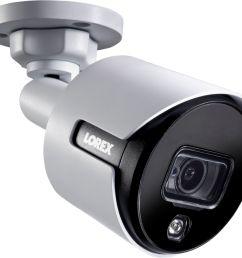 lorex 8 channel 8 camera indoor outdoor wired 4k 2tb dvr surveillance system white lhv51082t8kxw best buy [ 2867 x 2716 Pixel ]