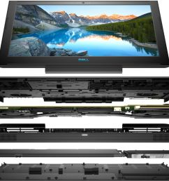 dell g7 15 6 laptop intel core i7 16gb memory nvidia geforce gtx 1060 128gb solid state drive 1tb hard drive black i7588 7378blk pus best buy [ 3346 x 2509 Pixel ]