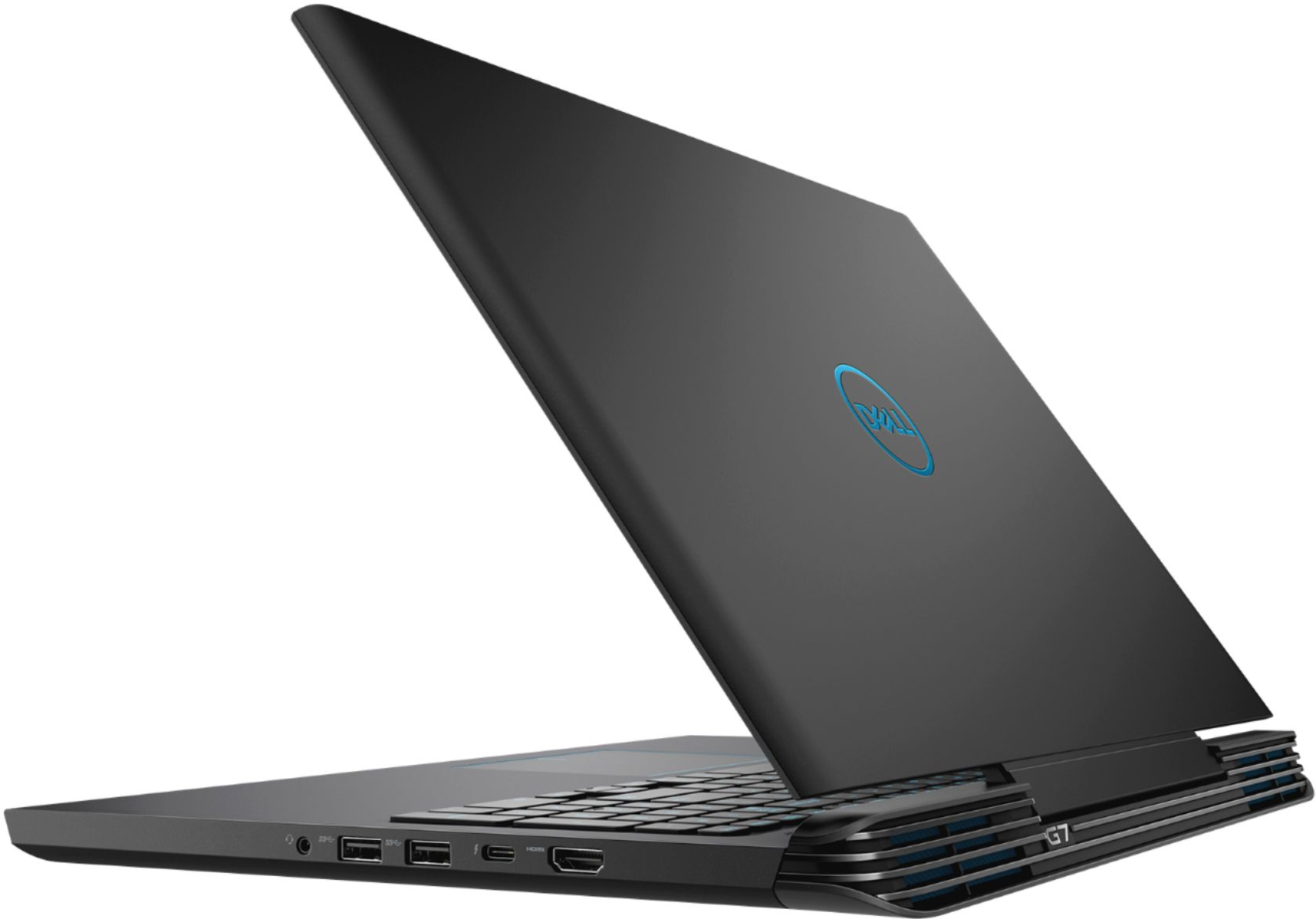 hight resolution of dell g7 15 6 laptop intel core i7 16gb memory nvidia geforce gtx 1060 128gb solid state drive 1tb hard drive black i7588 7378blk pus best buy
