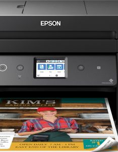 Epson workforce wf wireless all in one printer front zoom also printers best buy rh bestbuy