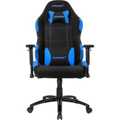 How Much Is A Good Gaming Chair Amazon Baby High Video Game Chairs Best Buy Akracing Core Series Ex Wide Blue Front Zoom