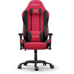 Office Chair Red Benahid Outdoor Rattan Papasan With Cushion Akracing Core Series Ex Gaming Ak Rd Bk Best Buy Black Front Zoom