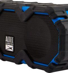 altec lansing jolt mini lifejacket portable bluetooth speaker blue imw479 ryb best buy [ 2047 x 1124 Pixel ]