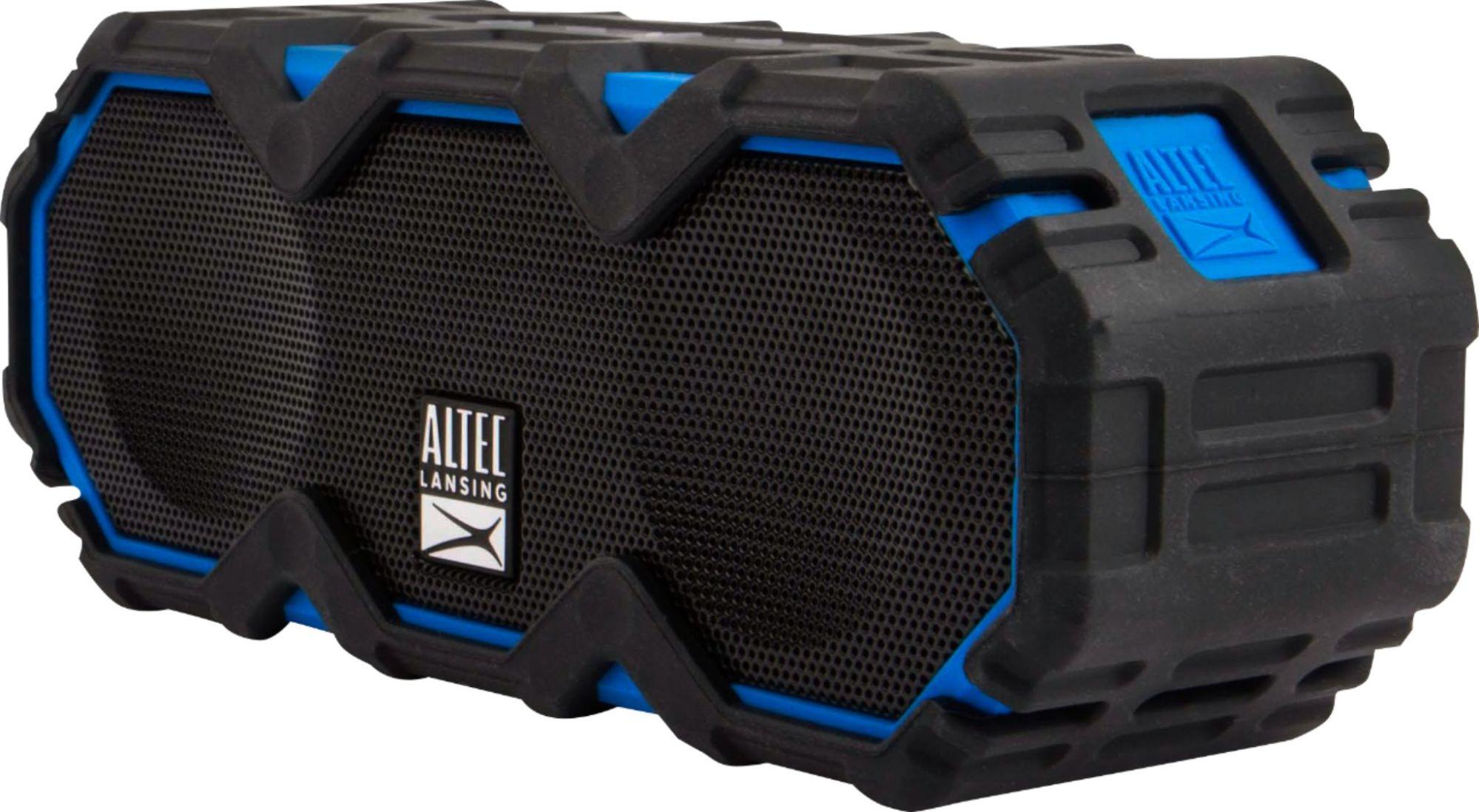 hight resolution of altec lansing jolt mini lifejacket portable bluetooth speaker blue imw479 ryb best buy