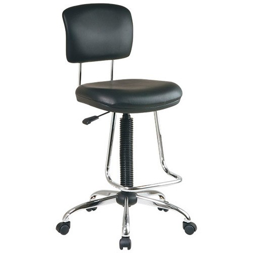 best drafting chair barber chairs used buy office star worksmart black