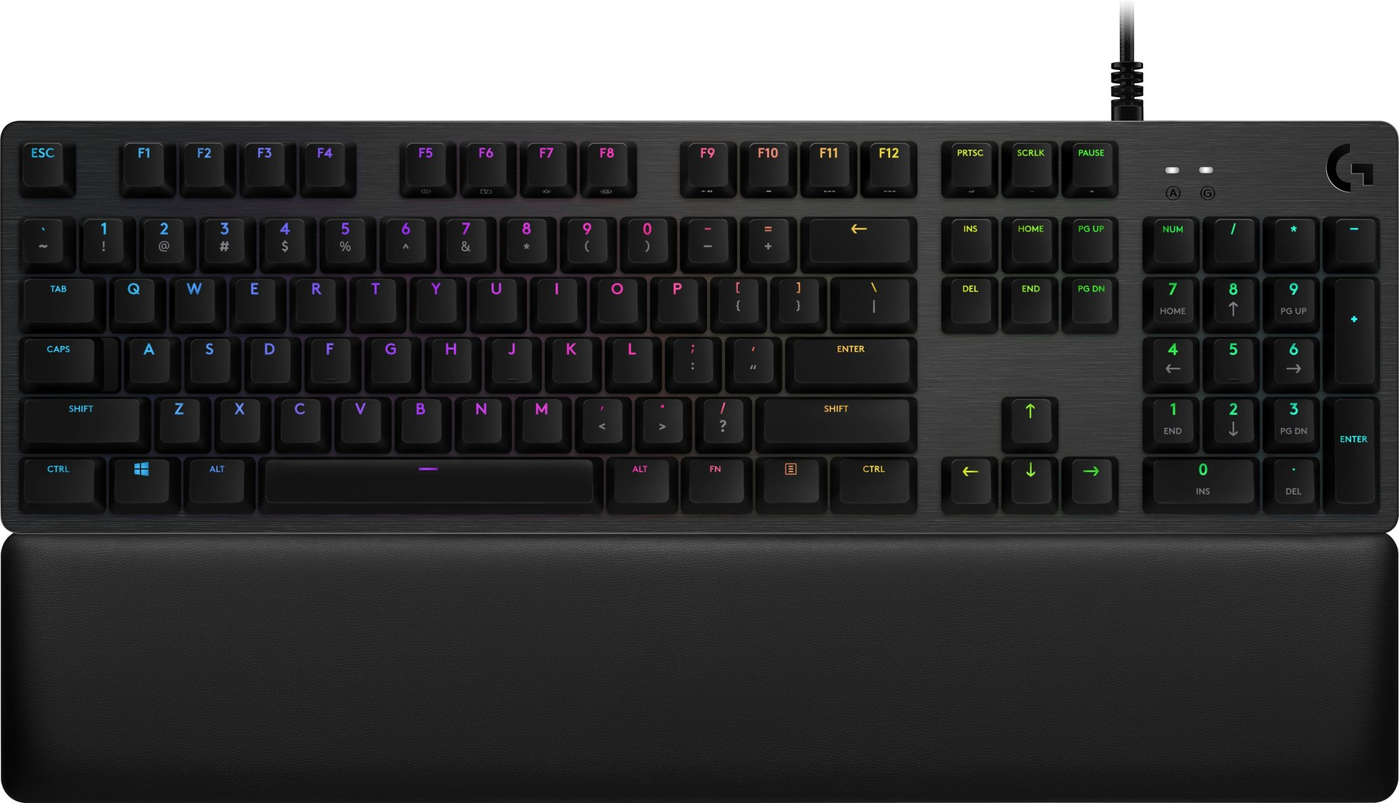hight resolution of logitech g513 carbon rgb wired gaming mechanical gx blue switchlogitech g513 carbon rgb wired gaming mechanical