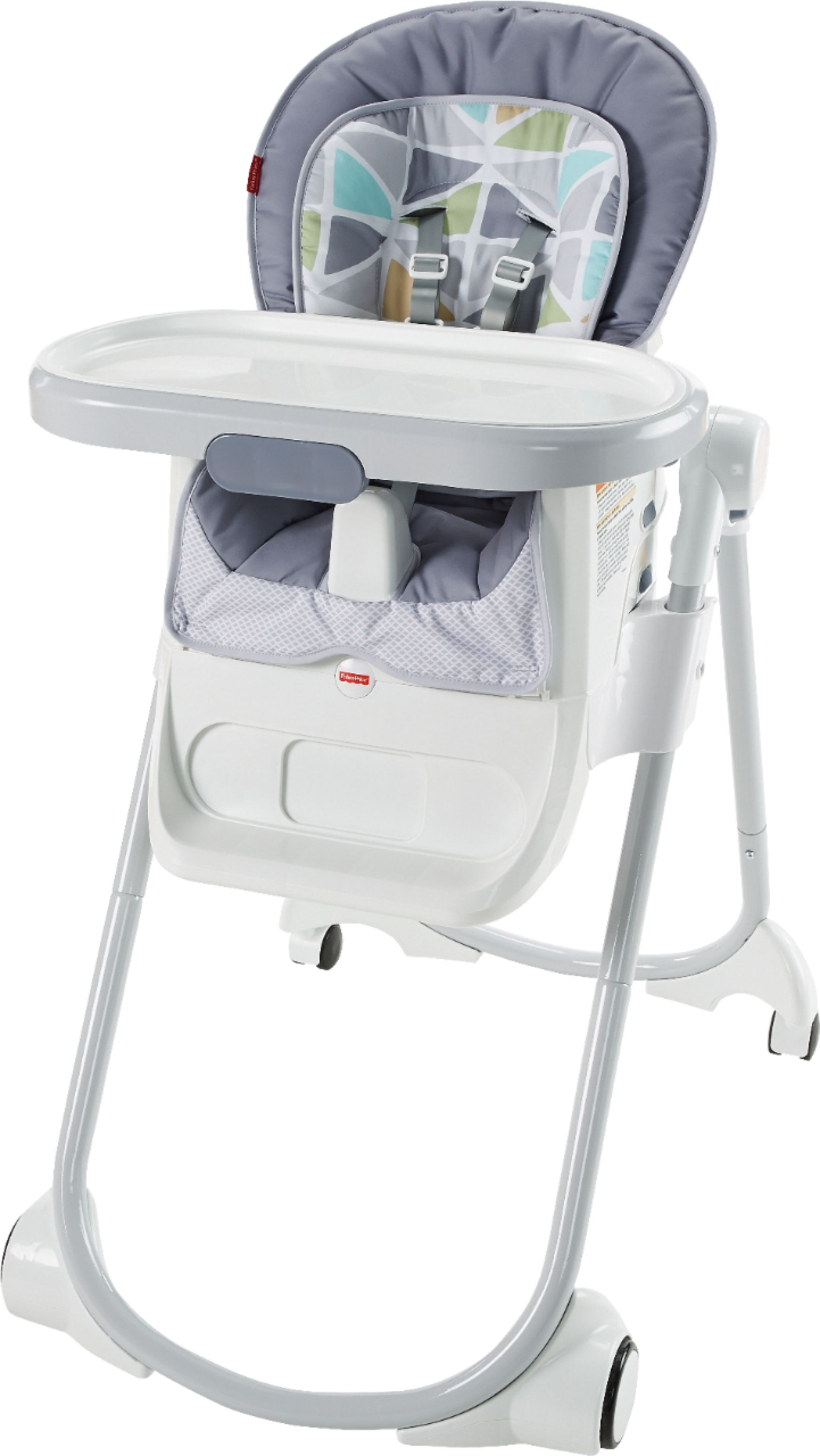 fisher price high chair seat unique office designs 4 in 1 total clean white flh18 best buy