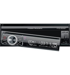 power acoustik in dash cd dvd dm receiver built in bluetooth with detachable faceplate black kitpowhusp26 best buy [ 1000 x 1000 Pixel ]
