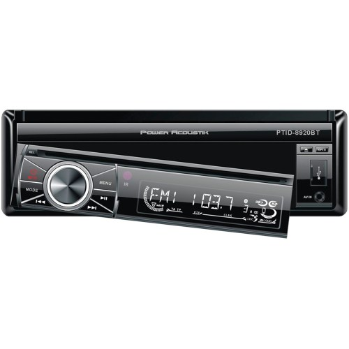 small resolution of power acoustik in dash cd dvd dm receiver built in bluetooth with detachable faceplate black kitpowhusp26 best buy