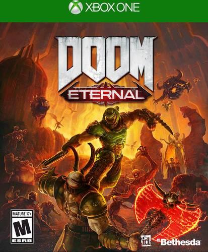 DOOM Eternal Standard Edition - Xbox One, Xbox Series X