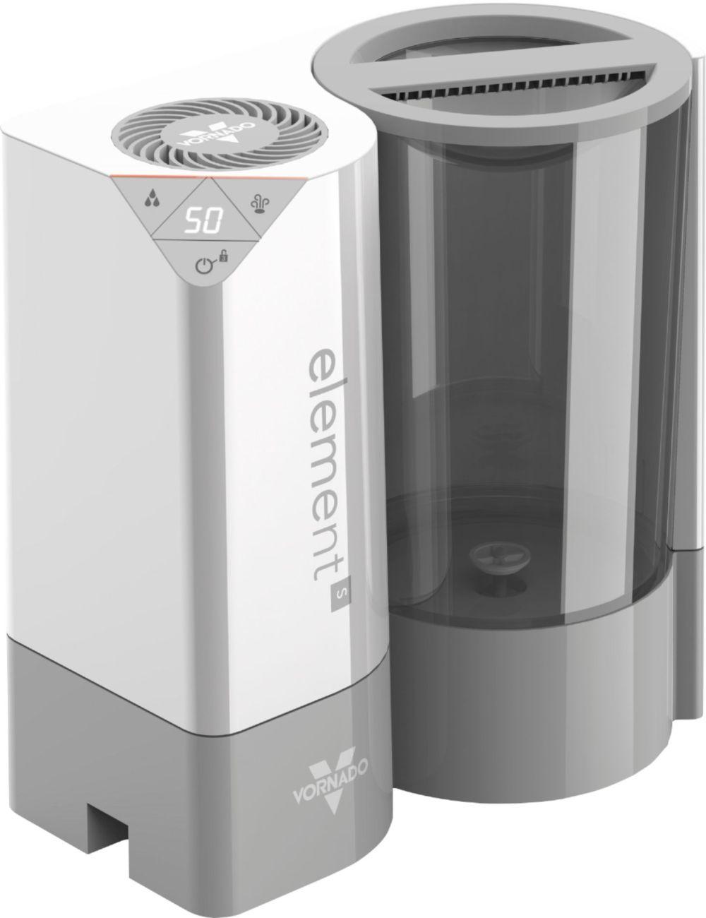 medium resolution of vaporizer humidifier ice white element s best buy