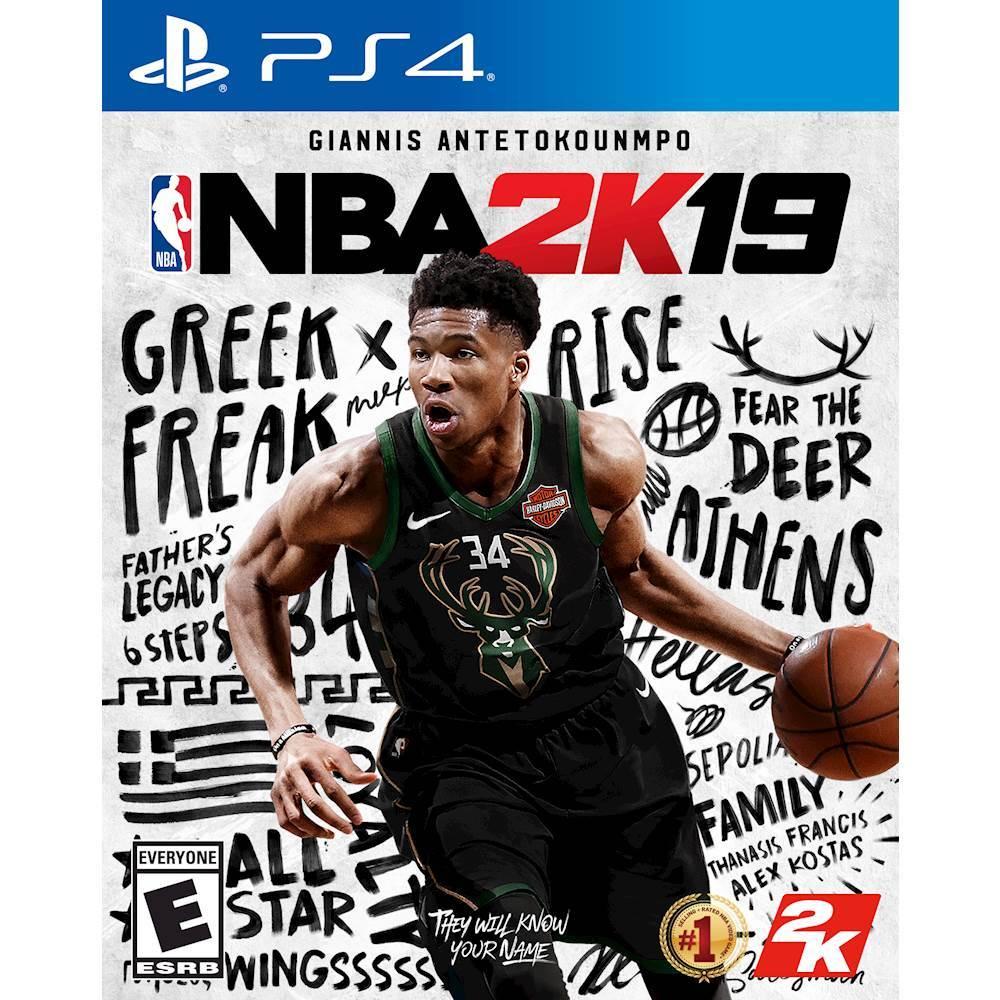 NBA 2K19 PlayStation 4 57049 Best Buy