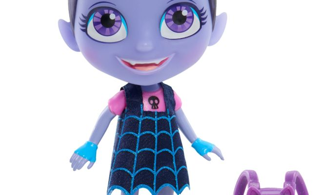 Disney Disney Junior Vampirina Ghoul Girl Doll Styles May