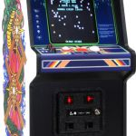 Best Buy Replicade Centipede Video Game Cabinet Ra At 001