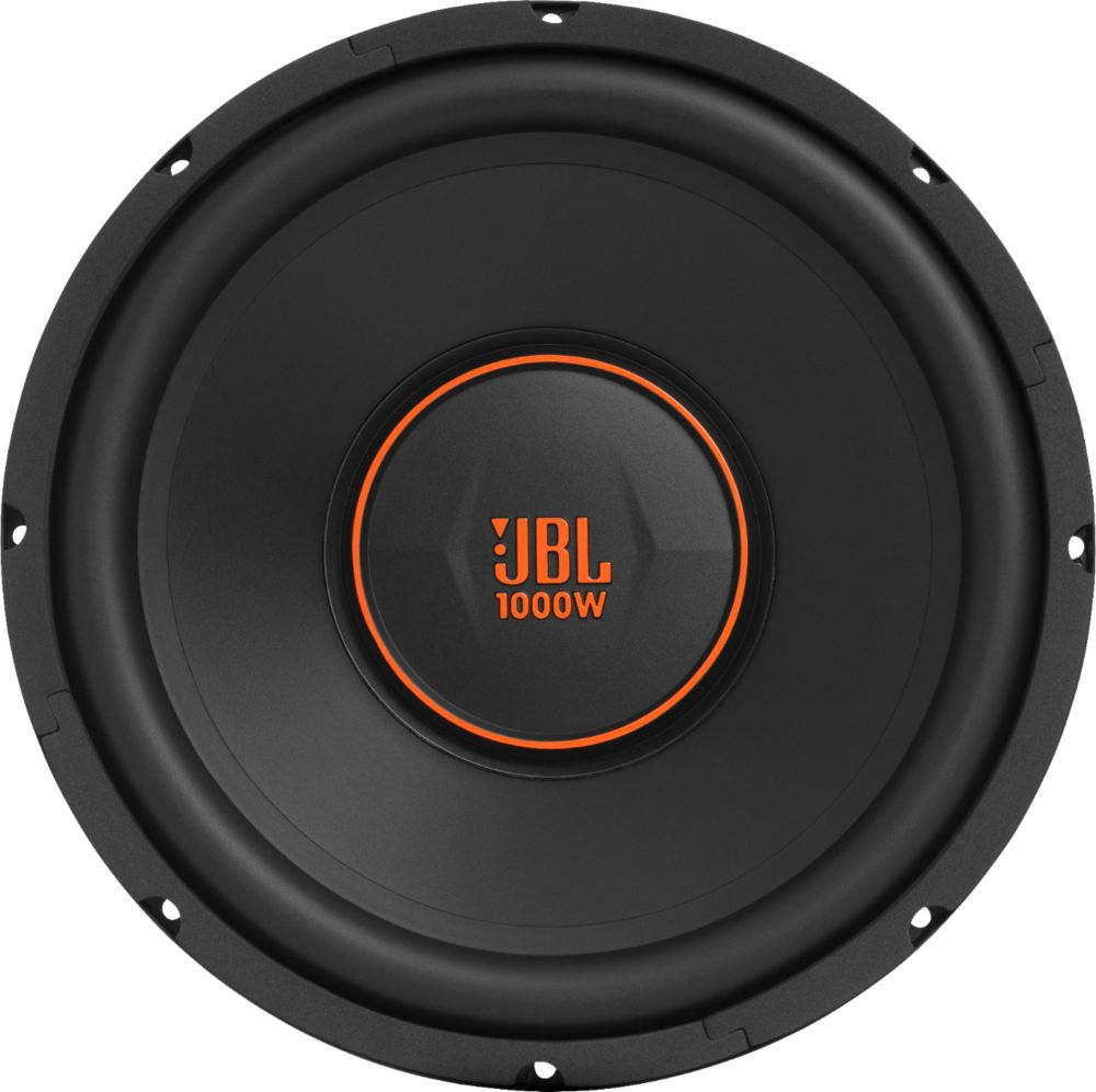 medium resolution of jbl gx series 12 single voice coil 4 ohm subwoofer black gx1200 best buy