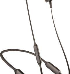 plantronics backbeat go 410 wireless noise canceling earbud headphones graphite 212078 99 best buy [ 1715 x 2598 Pixel ]