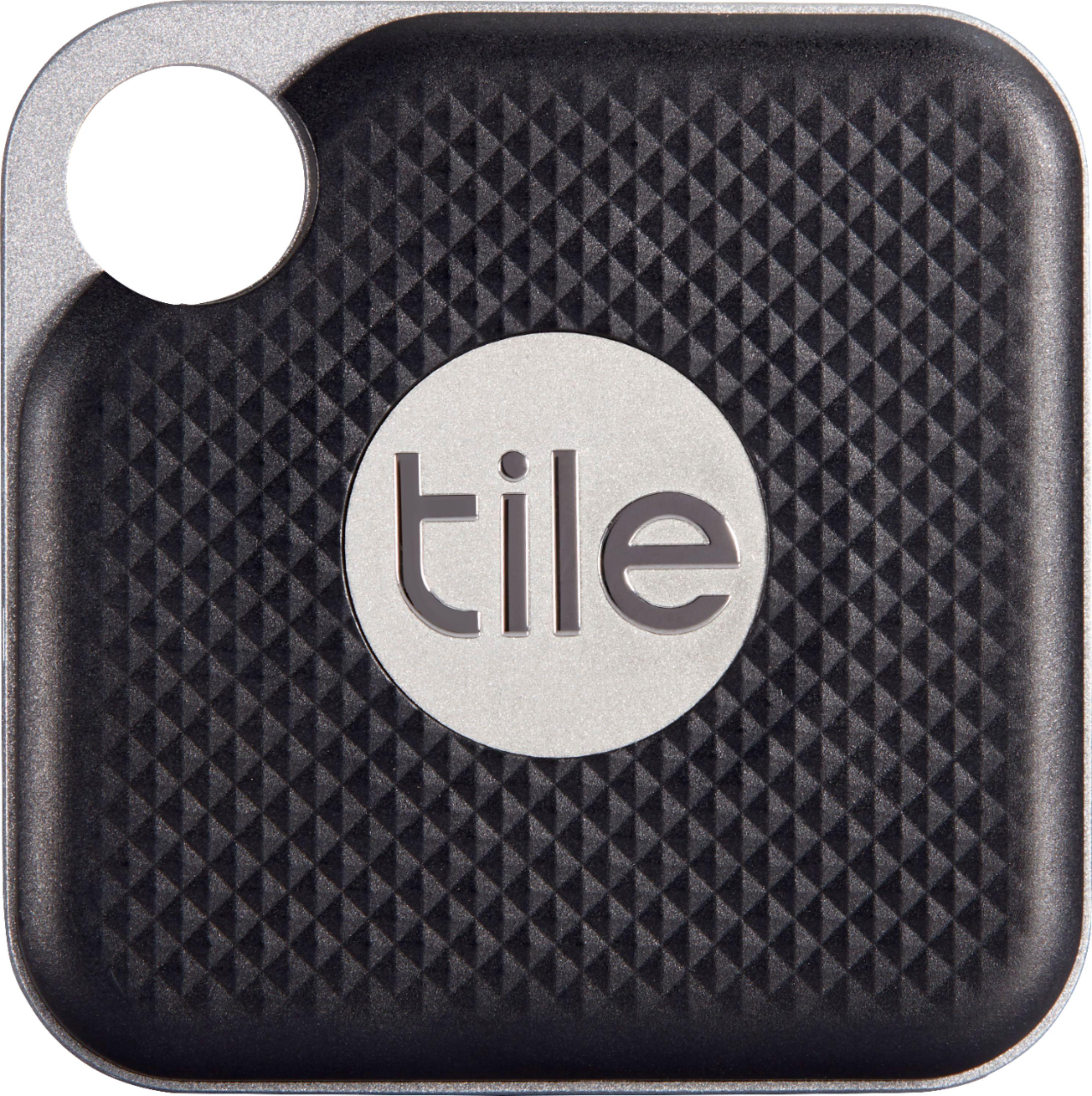 tile pro 2018 item tracker jet black graphite