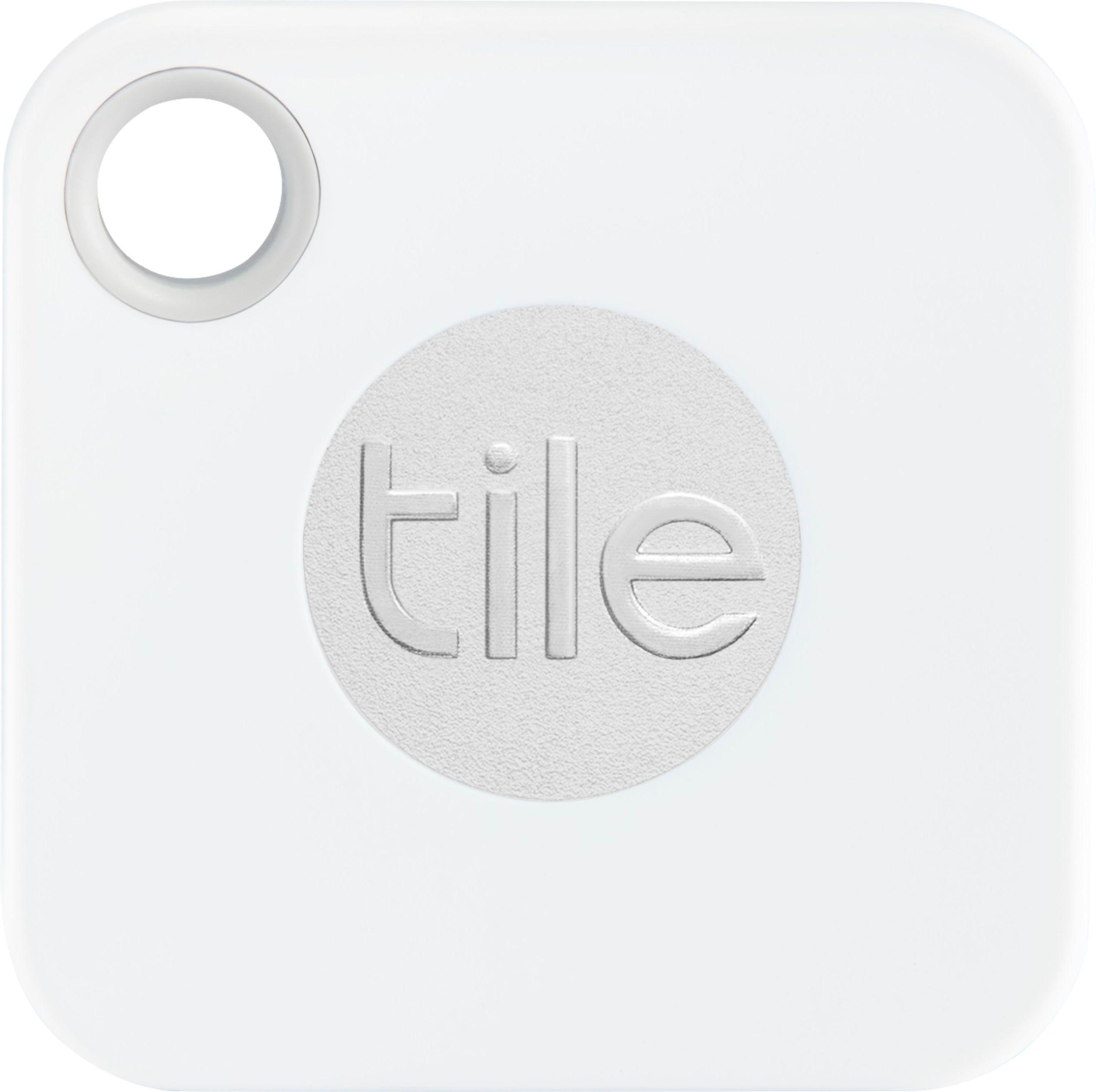tile mate 2018 item tracker white gray