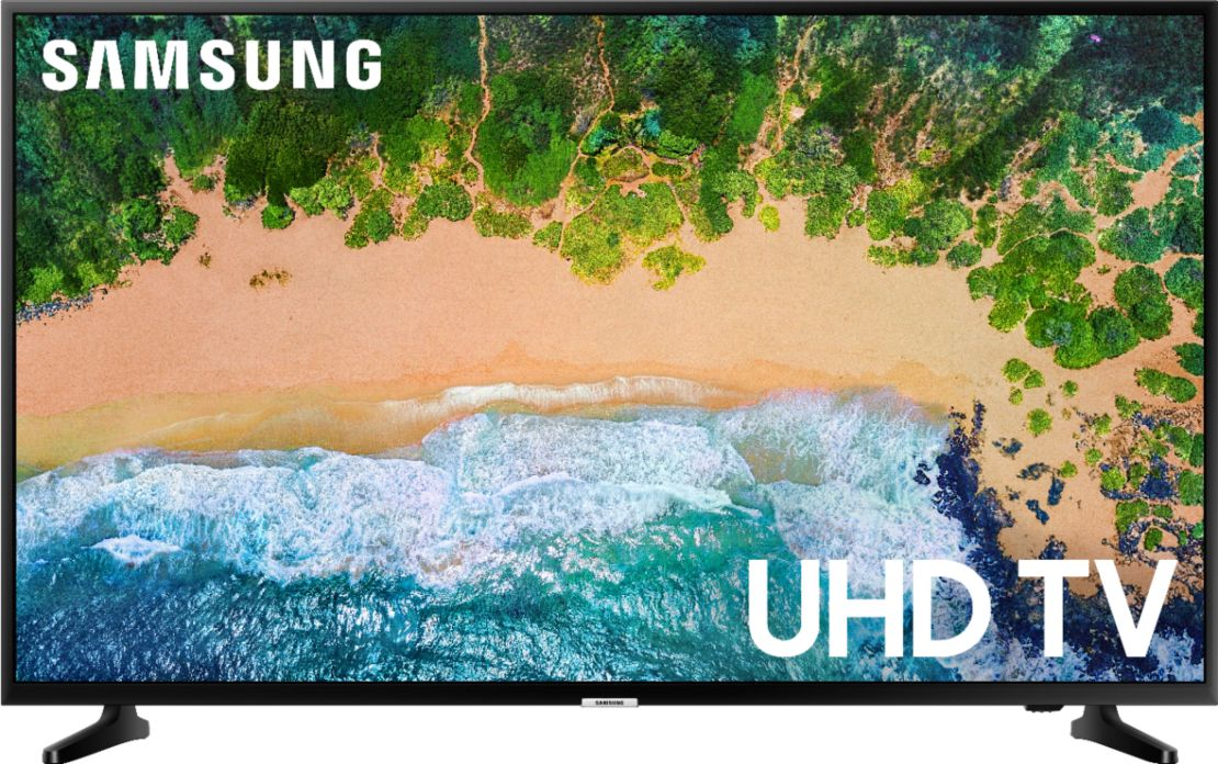 "Samsung - 50"" Class - LED - NU6900 Series - 2160p - Smart - 4K UHD TV with HDR"