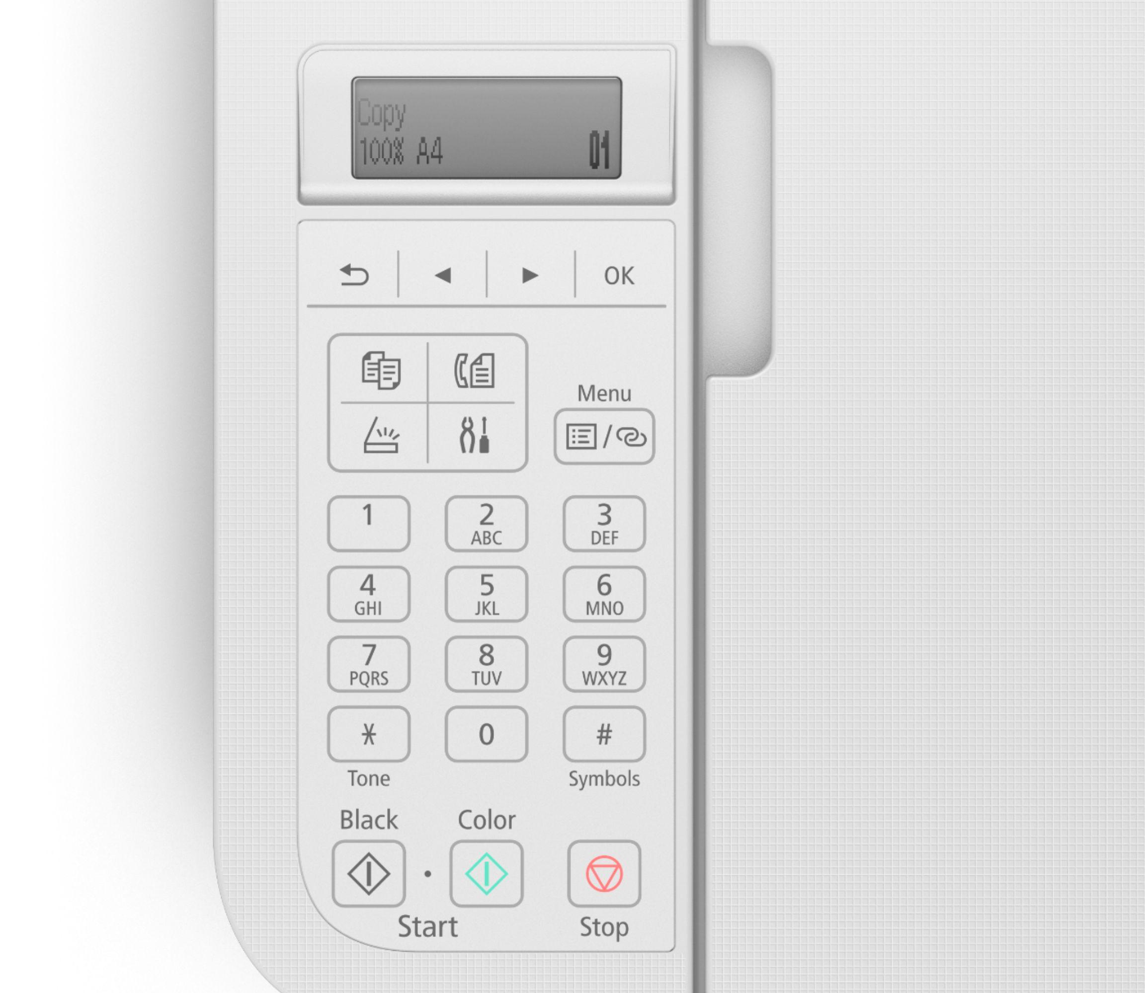 Canon PIXMA TR4520 Wireless All-In-One Printer White