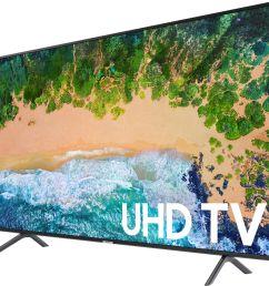 samsung 75 class led nu6900 series 2160p smart 4k uhd tv with hdr un75nu6900fxza best buy [ 2912 x 2830 Pixel ]