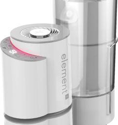vaporizer humidifier ice element a best buy [ 1697 x 2772 Pixel ]